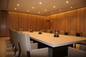 executive board room renovation